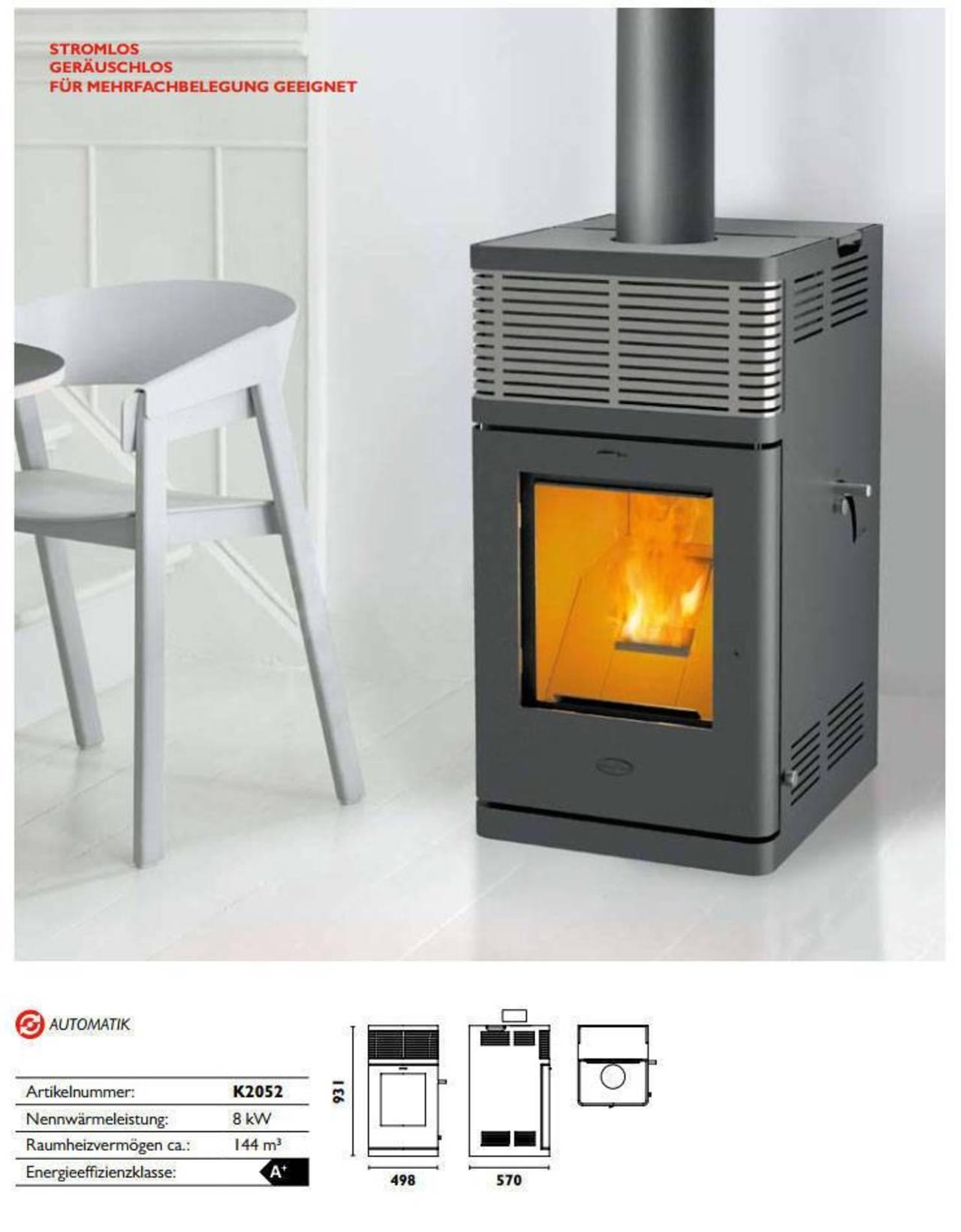 fireplace pelletofen gravio 8 kw strom u ger uschlos ofen kamin pellet ebay. Black Bedroom Furniture Sets. Home Design Ideas