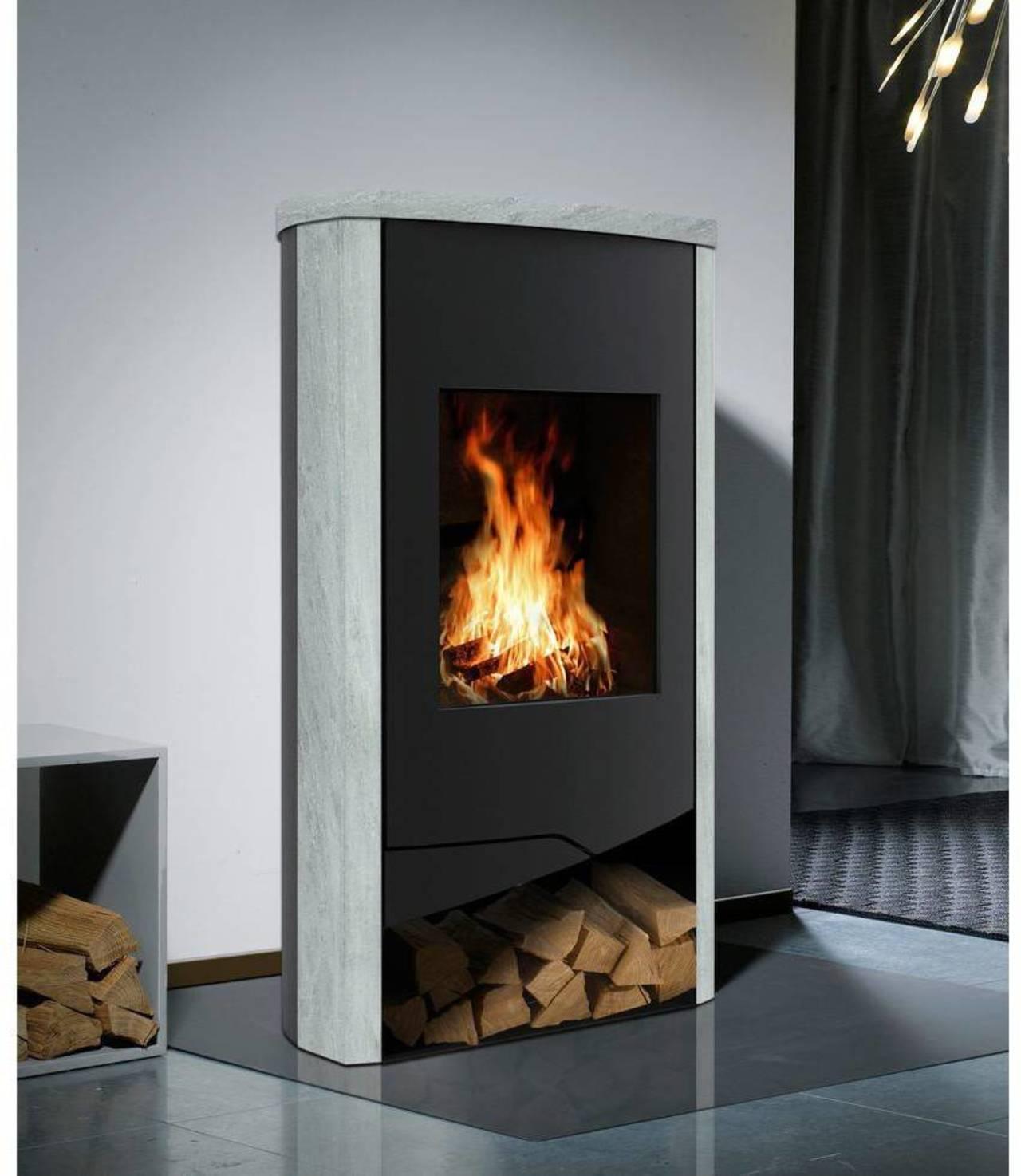 wamsler kaminofen nevada naturstein 5 kw schamotte ext luftzufuhr ebay. Black Bedroom Furniture Sets. Home Design Ideas