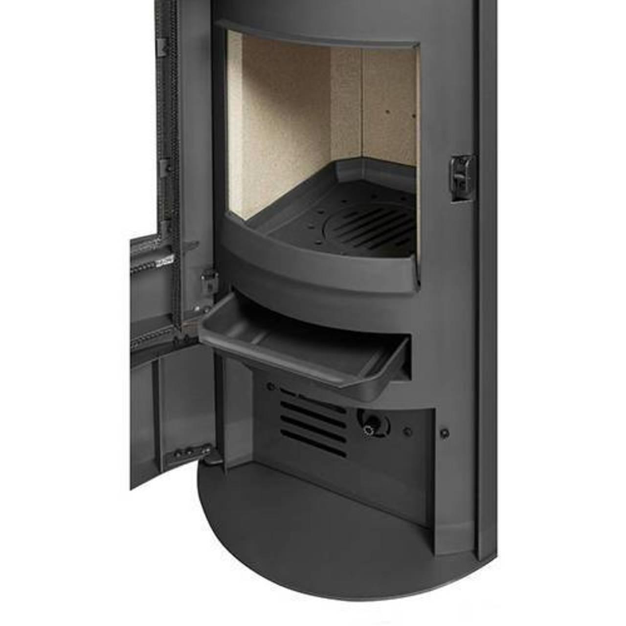 thermia kaminofen m nchen 7 kw dauerbrand automatik. Black Bedroom Furniture Sets. Home Design Ideas